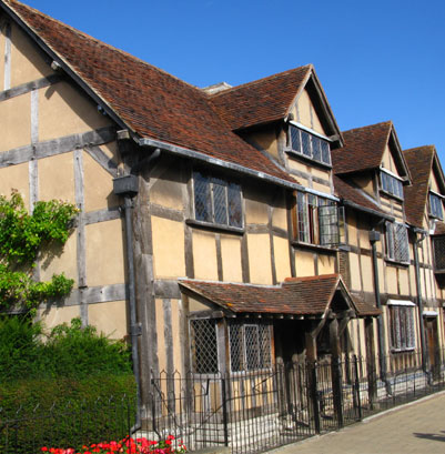 Shakespeare's Stratford tour