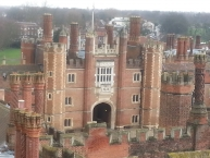Hampton Court gatehouse