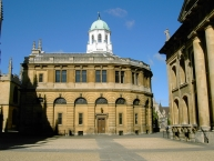 Oxford Sheldonian 2